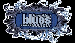 Hamilton Blues Society Blue Logo